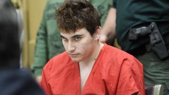 Bűnösnek vallja magát a parklandi iskolai mészáros