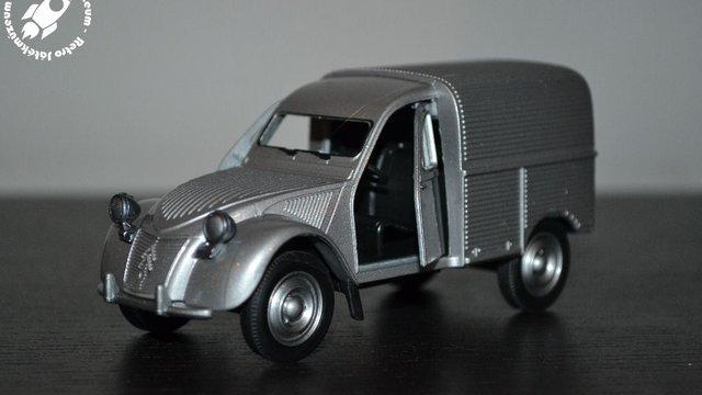 Oldtimer Citroen 2CV Fourgonnette
