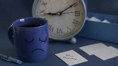 Megint hétfő. Mit tehetünk, hogy lendületesebben induljon a reggel?
