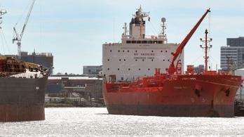 32 milliárd forint értékű heroin lapult a melbourne-i kikötőbe érkező konténerben