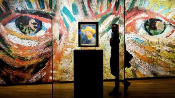 Nácik által elkobzott Van Gogh-festményt bocsátanak aukcióra