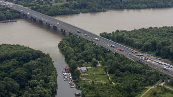 Ha kedveli a stresszt, szeret araszolni a forgalomban, vasárnap autózzon az M0-s Hárosi-Duna hídja felé