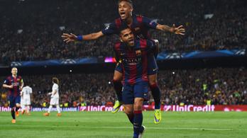 Újra a Barca futballistája lenne a világ legeredményesebb játékosa