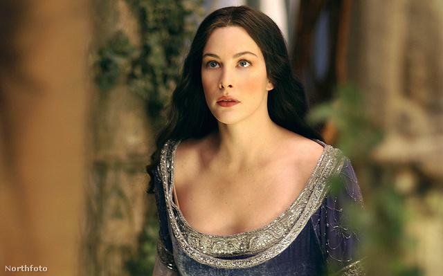 Liv Tyler, Arwenként (A Gyűrűk Ura: A két torony)