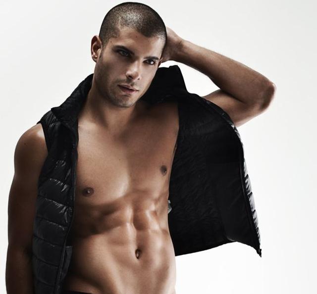 A Pump! Underwear modellje Jason Malavé