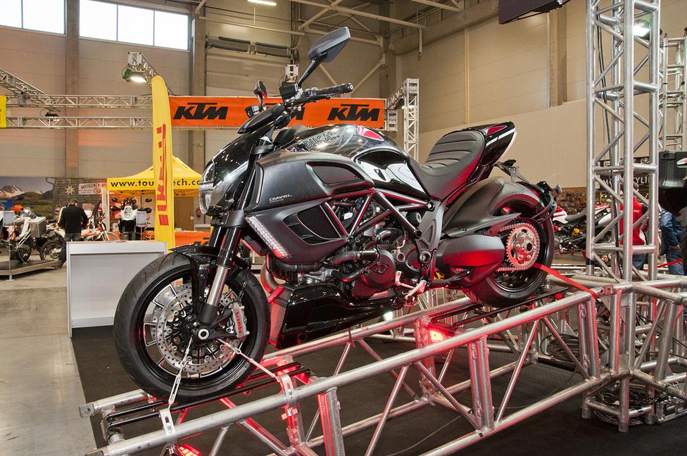 Ducati Diavel, a sportos olasz cirkáló