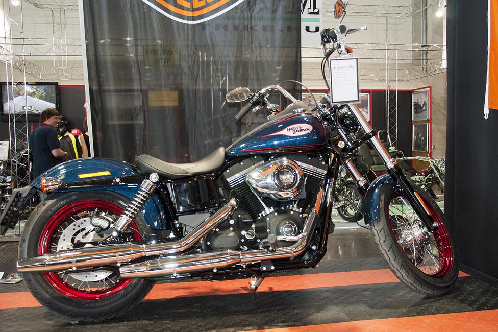 A Harley idén is ügyesen keverte a színeket