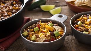 Mexikói leves Desperado módra