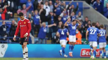 Elképesztő végjátékban szakadt meg a Man. United káprázatos szériája