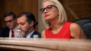 A különutas demokrata szenátor rengeteg pénzt kapott republikánus támogatóktól