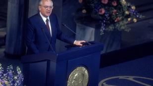 Visszavenné a Nobel-díját Gorbacsovtól az orosz alsóház elnöke