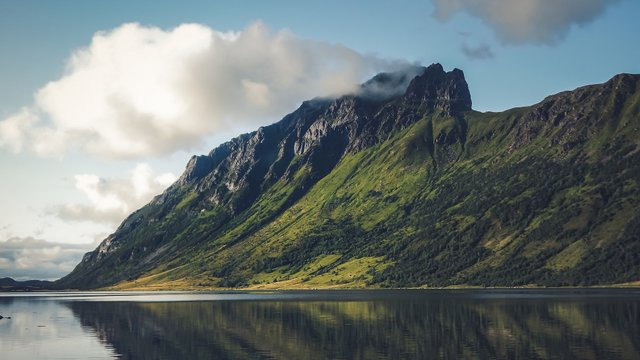 Norvégia - Harmadik fejezet