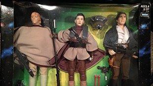 Modern Star Wars figura érdekességek
