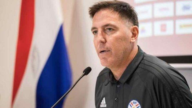 Paraguay menesztette Eduardo Berizzót