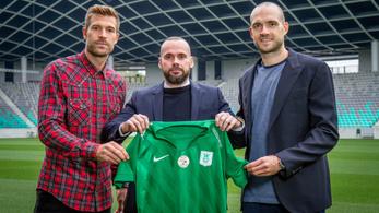Győztes góllal debütált Szlovéniában a magyar futballista