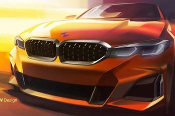 Elektromos 3-ast építenek először a BMW új platformjára