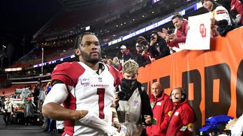 NFL: Továbbra is hibátlan az Arizona, egyedüliként a mezőnyben