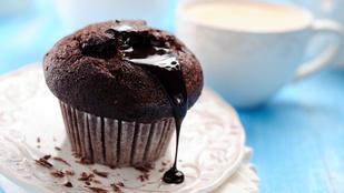 Dupla csokis cukkinimuffinok – ezen egyáltalán nem érzed majd a zöldség ízét