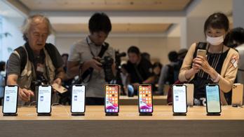 A Samsung uralja a mobilpiacot, de az Apple teszi zsebre a haszon túlnyomó részét