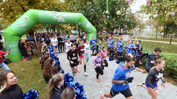 Budapest legújabb futóversenyével tért vissza a KEK