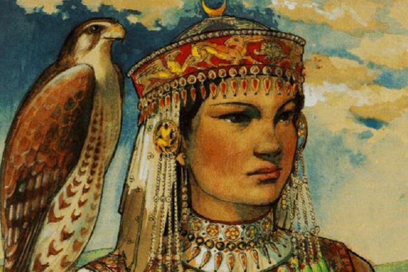 Kvíz: mit jövendölt a turulmadár Emesének a legenda szerint? 8 kérdés az ősmagyar pogány hitvilágról