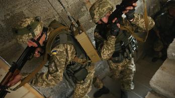 Újabb amerikai katonai támogatást kapott Ukrajna