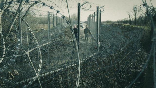 Képek a végekről: határmenti történetek - Magyarország kerítése