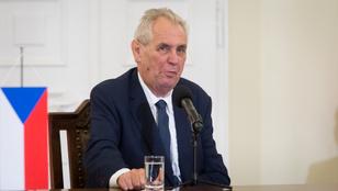 Nagyon rossz állapotban van a cseh elnök, az orvosok szerint nem képes ellátni a feladatait