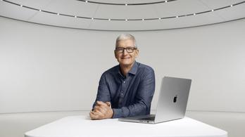 Egészpályás letámadást indított az Apple
