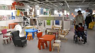 Visszavásárolja gyerekbútorait a svéd bútorgyártó, hogy aztán újból eladja azokat