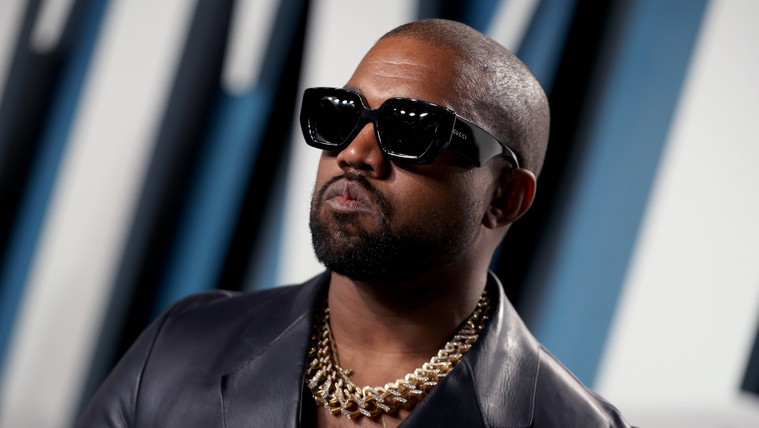 Viszlát, Kanye West: nevet változtatott a rapper