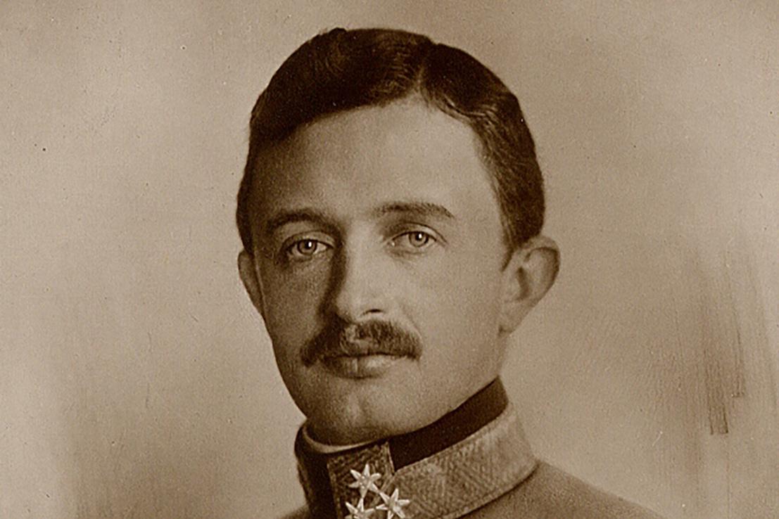 Emperor Charles I of Austria másolat