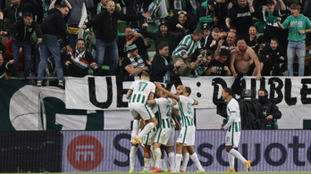 Tavaly már sikerült a bravúr, Celtic–FTC