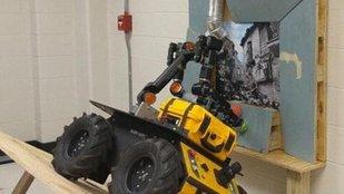 Egy új algoritmussal gyorsabban terveznek útvonalat nehéz terepeken a robotok