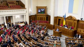 Pszichiátriai vizsgálatot rendelnének el a képviselőknél Ukrajnában