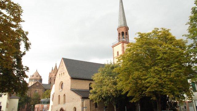 A wormsi Szent Magnus templom