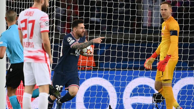 Messi és Mbappé is gólt lőtt Gulácsinak, nyert a PSG