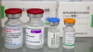 Végre jó hírek érkeztek a vakcinakeverőknek