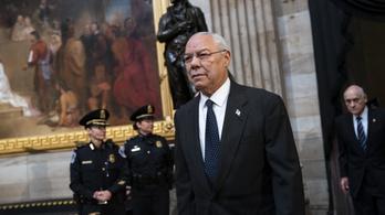 """Colin Powell és """"elsöprő túlerő"""" doktrínája"""