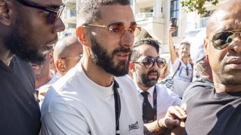 Kezdődik a Karim Benzemát is érintő zsarolási ügy tárgyalása
