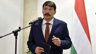 Áder János: Magyarország területének 13 százalékát elsivatagosodás fenyegeti