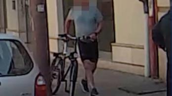 Videó: Köpés, ütésváltás, rugdosódás lett a kerékpáros és a buszsofőr vitájából