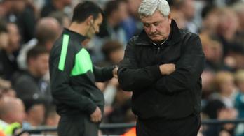 Kirúgták az újgazdag Newcastle United vezetőedzőjét