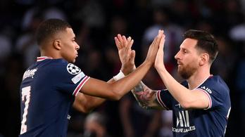 Simeone nem fogott kezet, Mbappé szerint Messi a világ legjobbja