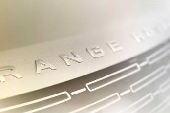 Egy héten belül itt az új Range Rover