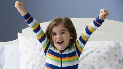 Négy dolog, amire minden gyereknek szüksége van még reggeli előtt