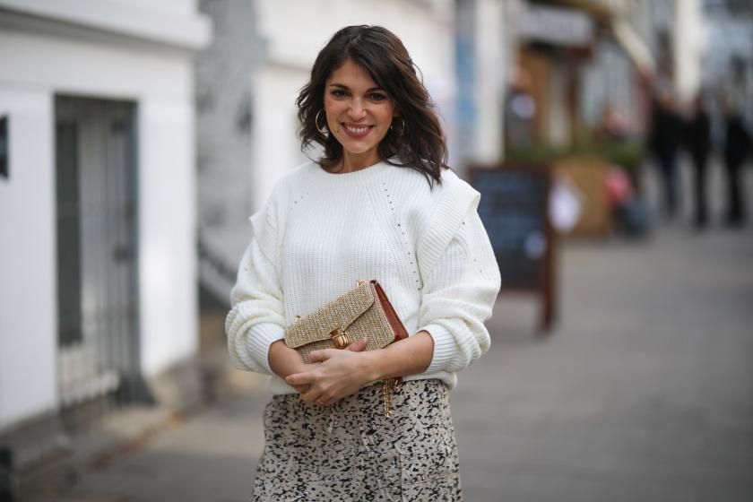 Így viseld a kötött pulcsit ősszel, hogy nőies és divatos legyen - A legcsinosabb ötletek