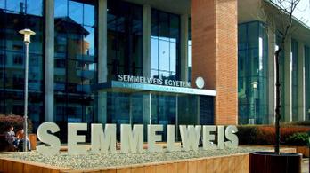 Taroltak a kínai egyetemek, a Semmelweis az első negyvenben