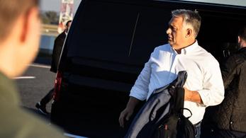 Orbán Viktor úton van Góliáthoz