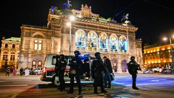 Őrizetbe vettek hét embert a bécsi terrortámadással kapcsolatban